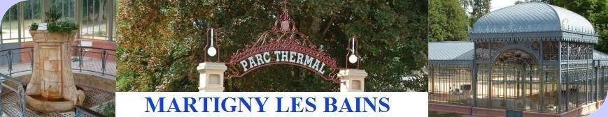 Bienvenue à Martigny les bains